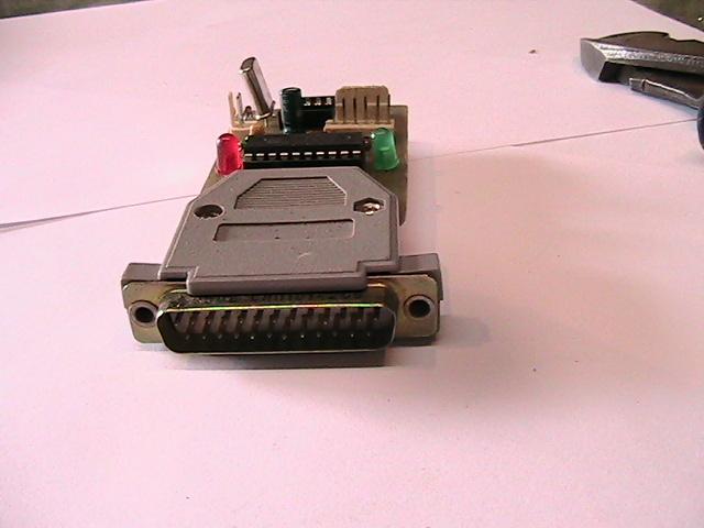 Програматор STK200/300